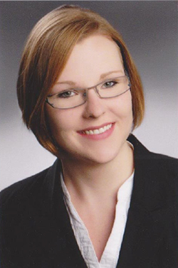 Porträtfoto von Verena Schröer