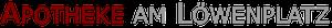 Logo der Apotheke am Löwenplatz