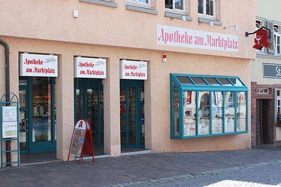 Apotheke Am Marktplatz Weil Der Stadt