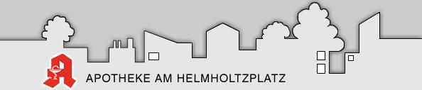 Logo der Apotheke am Helmholtzplatz
