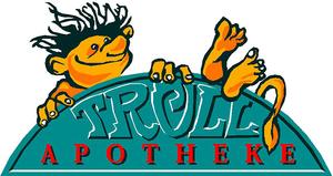 Logo der Troll-Apotheke