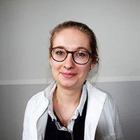 Porträtfoto von Leonie Deßloch