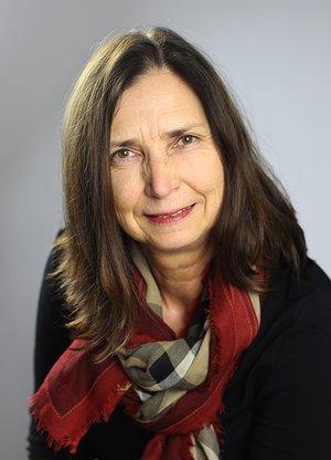 Porträtfoto von Helma Mehltretter-Huth