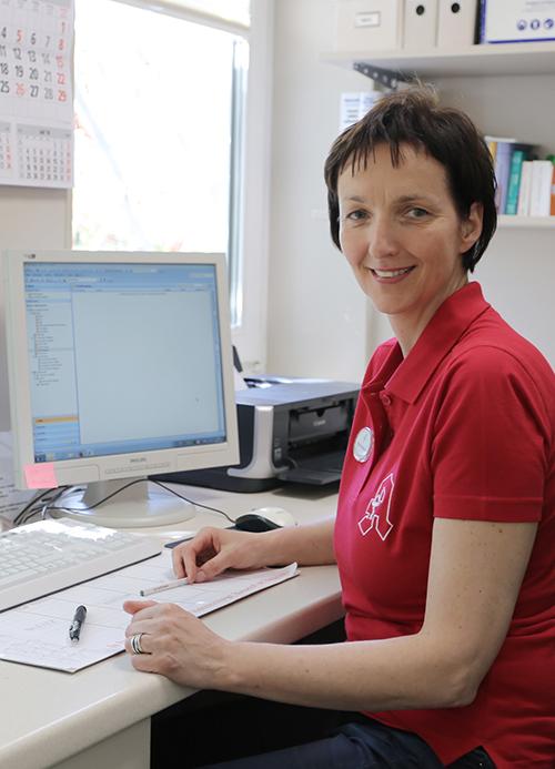 Porträtfoto von Birgit Rathjens