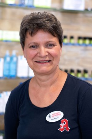Porträtfoto von Ines Ahrens