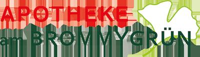 Logo der Apotheke am Brommygrün