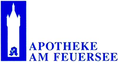 Logo der Apotheke am Feuersee