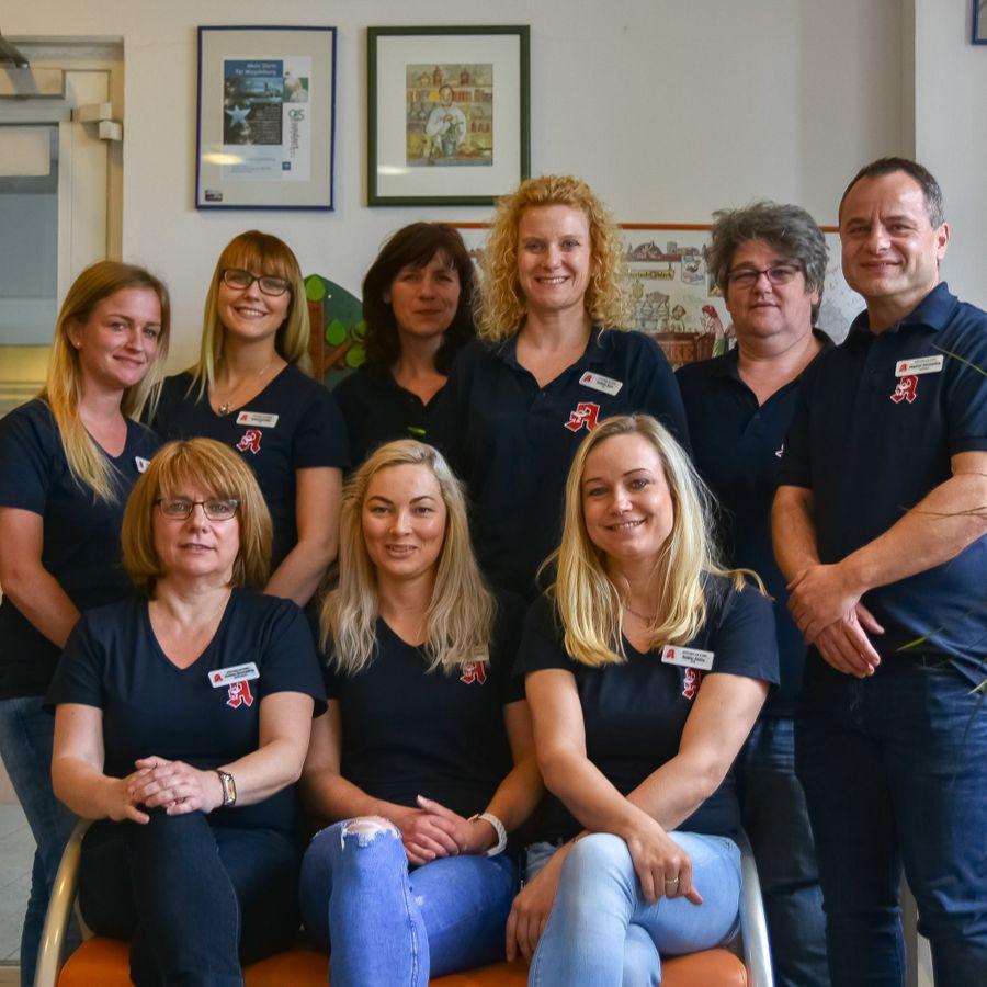 Team der Apotheke Am Stern