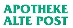 Logo der Apotheke Alte Post