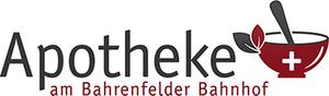 Logo der Apotheke am Bahrenfelder Bahnhof