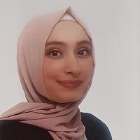 Porträtfoto von Frau Rabia Demiröz