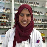 Porträtfoto von Frau Mariam Amro