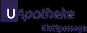 Logo der U-Apotheke Klettpassage am HBF