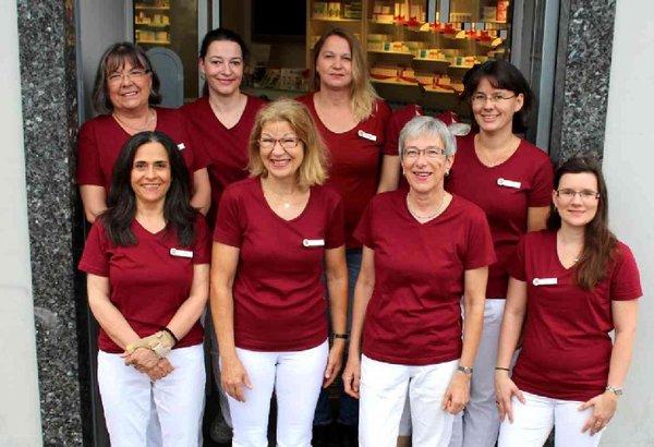 Team der Annen-Apotheke