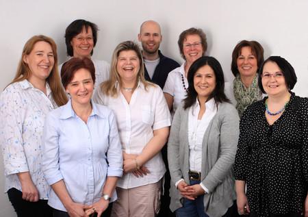 Team der Antonius Apotheke
