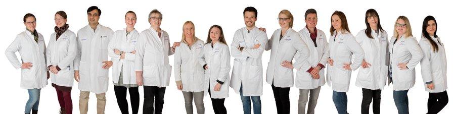 Team der Höke´s Alte Apotheke Weitmar