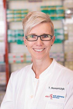 Porträtfoto von Frau Tanja Romanczyk