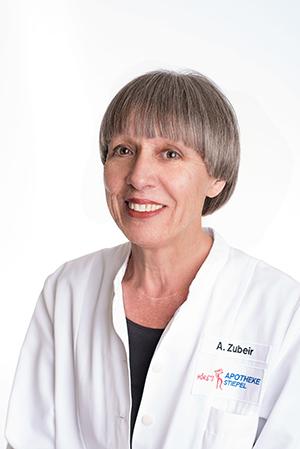 Porträtfoto von Frau Annette Zubeir