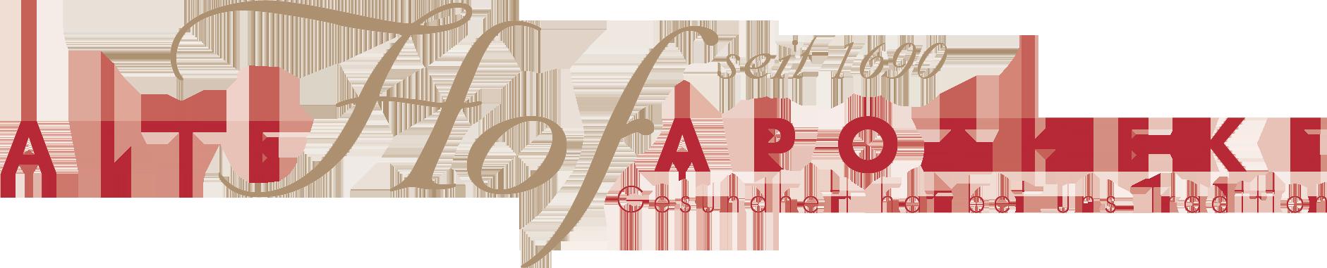 Logo der Alte Hof-Apotheke