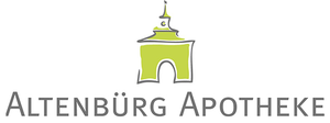 Logo der Altenbürg Apotheke OHG