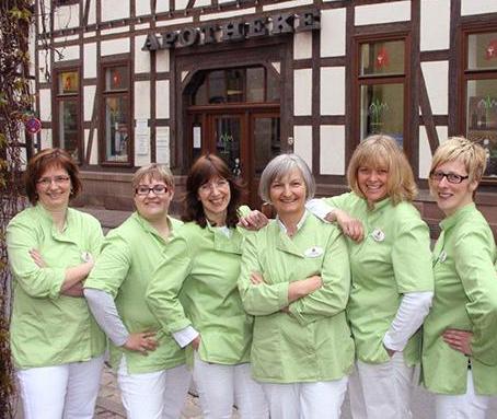 Team der Altstadt-Apotheke