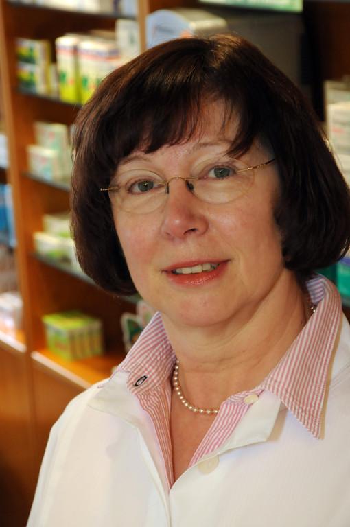 Porträtfoto von Annemarie Kramarz, Apothekerin