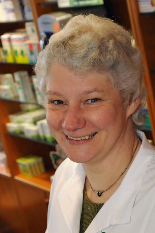 Porträtfoto von Edith Böcker, PTA
