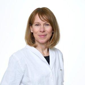 Porträtfoto von Frau Freimuth