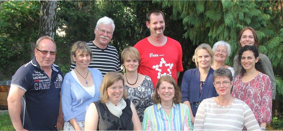 Team der Albrecht-Apotheke Steglitz