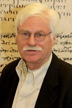Porträtfoto von Peter Möck