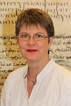 Porträtfoto von Petra Schreyer
