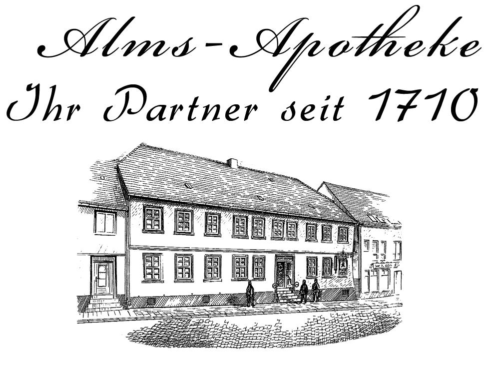 Logo der Alms-Apotheke