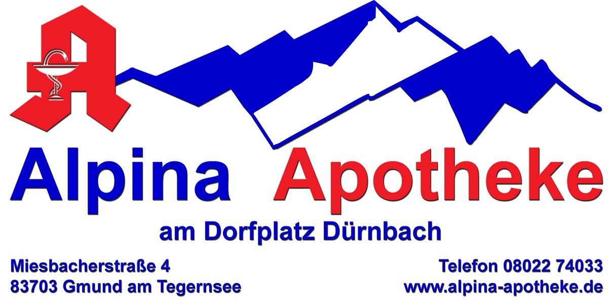 Logo der Alpina-Apotheke