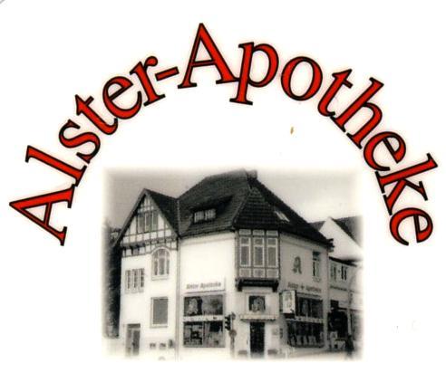 Logo der Alster-Apotheke