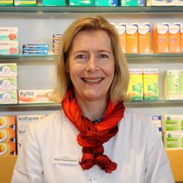 Porträtfoto von Bärbel Prasse-Erasmus