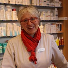 Porträtfoto von Dr. Silke Rieser