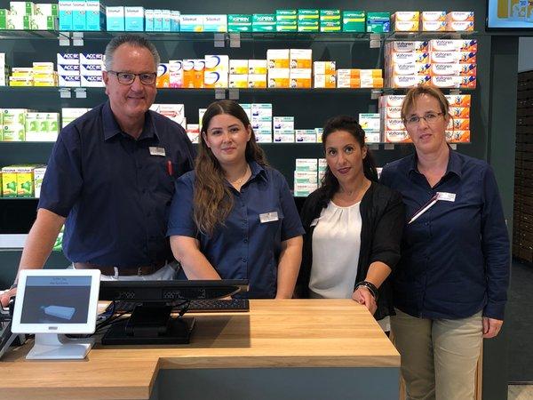 Team der Alte Apotheke