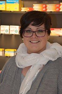 Porträtfoto von Frau Schmitz