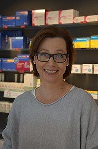 Porträtfoto von Frau van Marwyk
