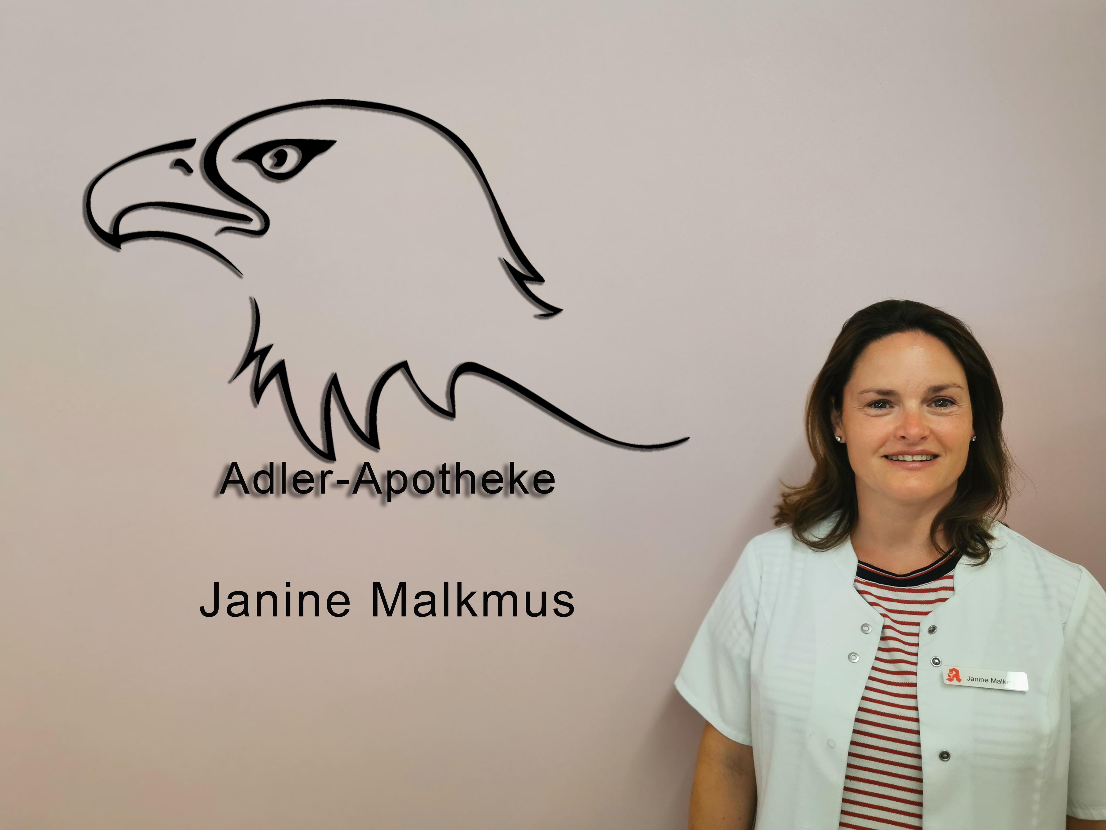 Porträtfoto von Janine Malkmus