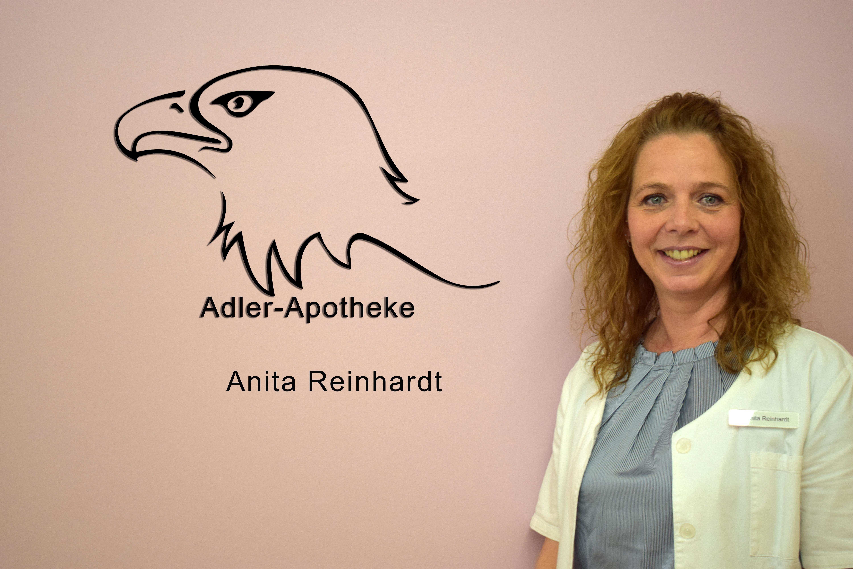 Porträtfoto von Anita Reinhardt