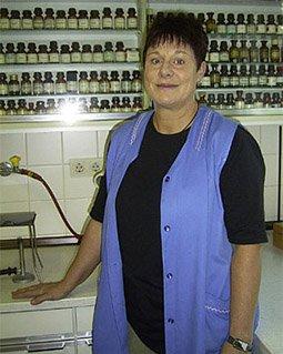 Porträtfoto von Frau Duntemann