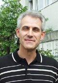 Porträtfoto von Karl Pfitzer