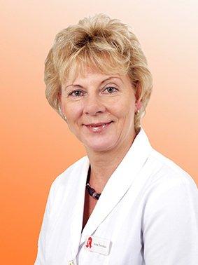 Porträtfoto von Anke Zwinkau