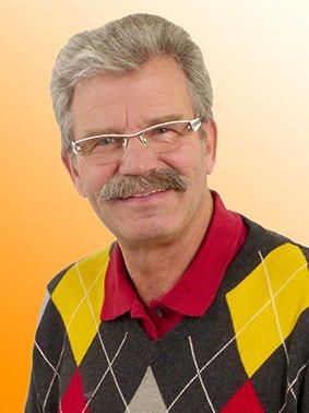 Porträtfoto von Reinhard Stobbe