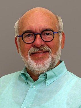Porträtfoto von Dr. Michael Roth