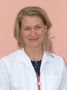 Porträtfoto von Katrin Steigleder