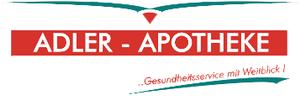 Logo der Adler-Apotheke Aldingen