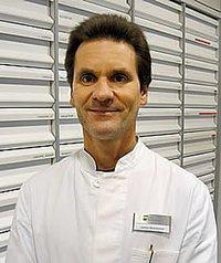 Porträtfoto von Jochen Böhrkircher