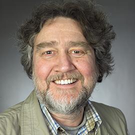 Porträtfoto von Manfred Kuhr